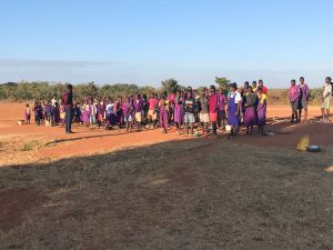 Education in Zowe, Malawi by Sherard Graham