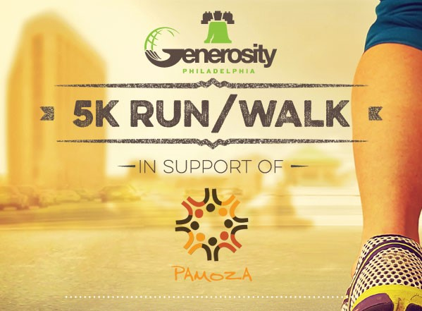 Pamoza 5K Walk/Run